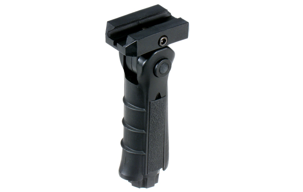 Ambidextrous 5-position Foldable Foregrip